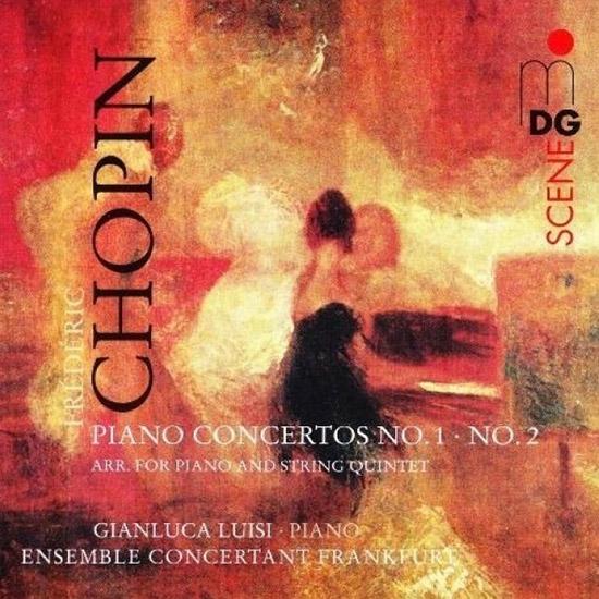 Chopin Piano - Concerto n. 1 e 2