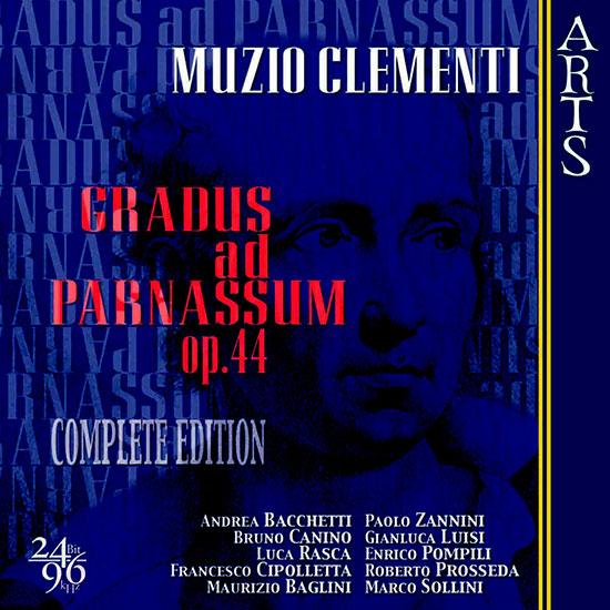 M. Clementi - Gradus ad Parnassum