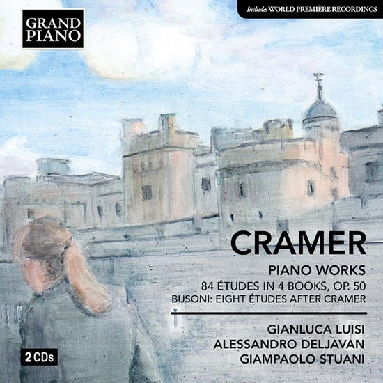 JB Cramer – Studio per il pianoforte