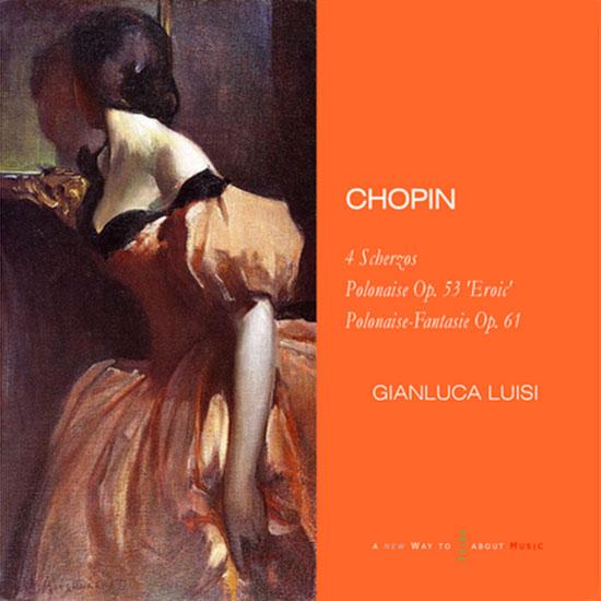 F. Chopin - 4 Scherzos & Polonaise 'Eroic'