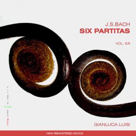 JS Bach – Partitas, Vol. 2