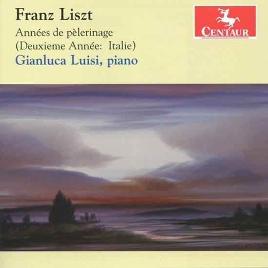 G. Liszt - Annees de pelerinage