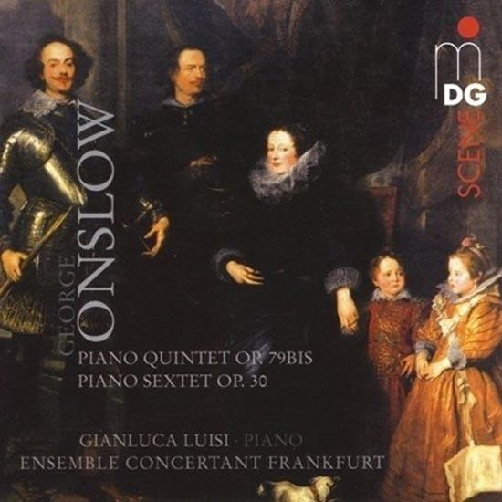 Onslow - Piano Quintet & Sextet