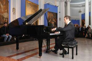 Luisi repertorio piano