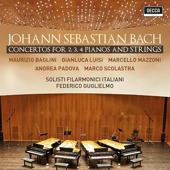 Concerto Bach - Decca