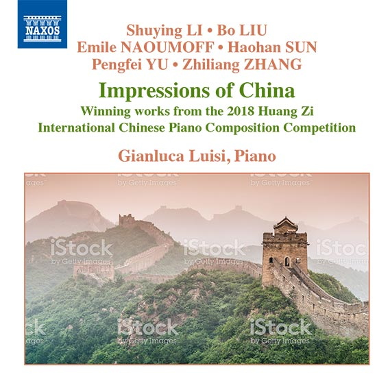 Impressions of China - Gianluca Luisi - Naxos