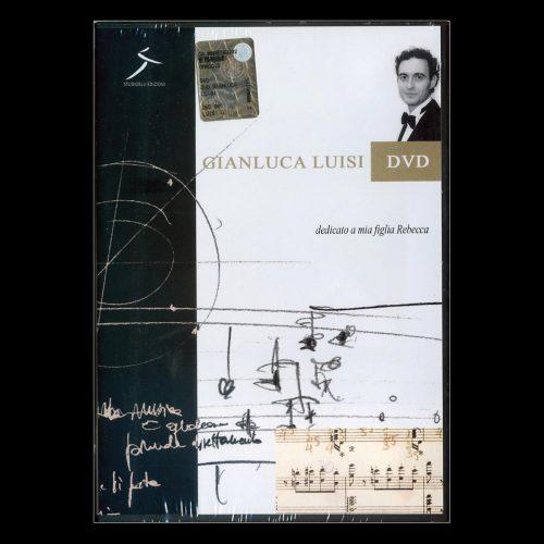 Dvd Gianluca Luisi copertina fronte
