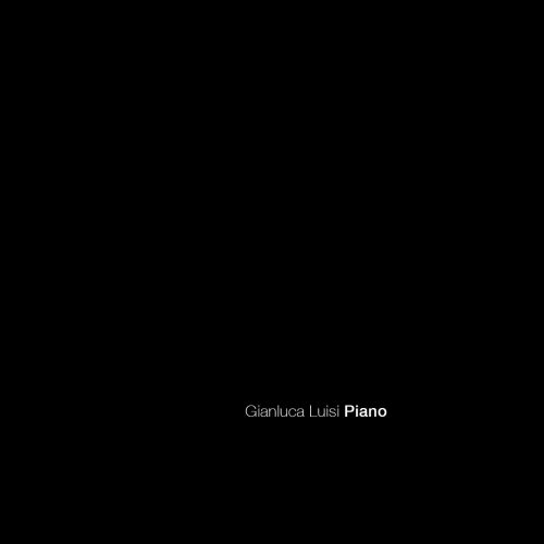 Dvd + Cd Gianluca Luisi Piano copertina fronte