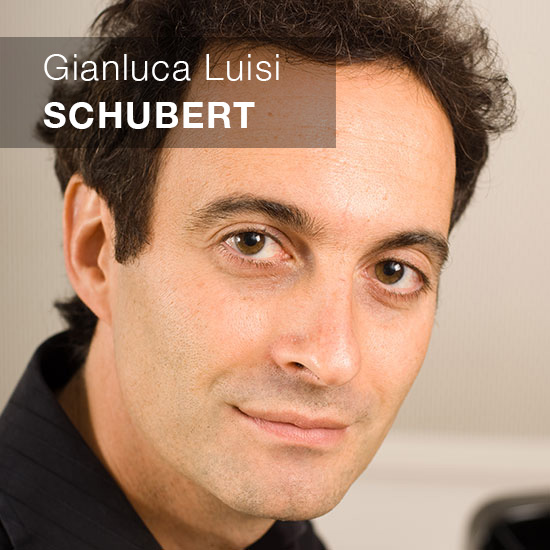 Schubert by Gianluca Luisi