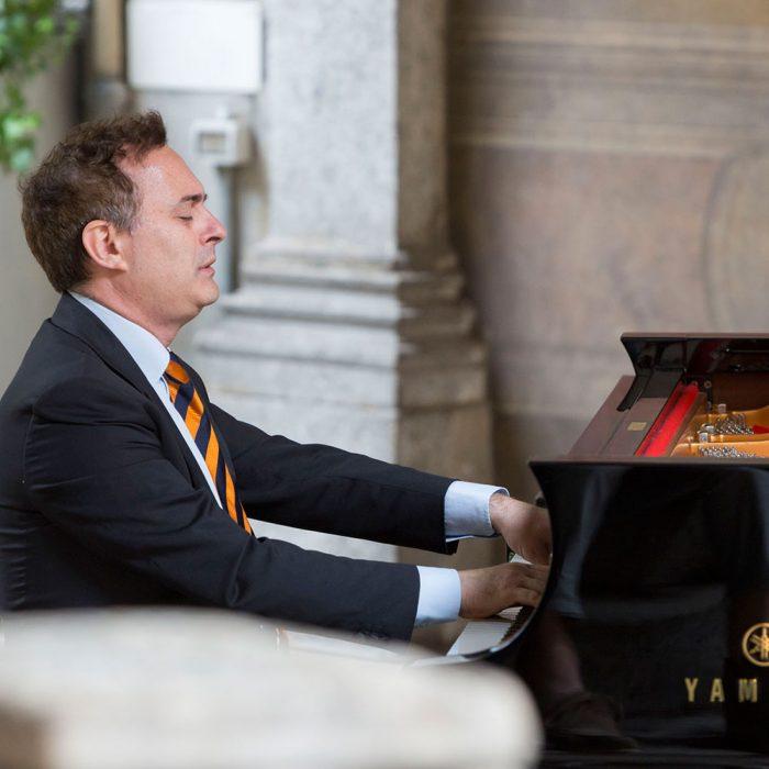 Gianluca Luisi lezioni pianoforte